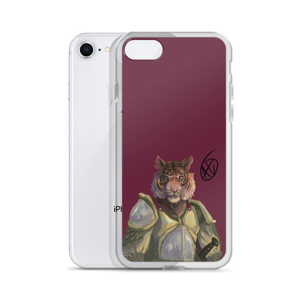 Tiger Lannister iPhone Case:Wildoy