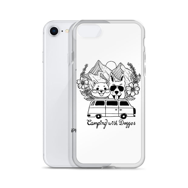 Dogs Iphone Case:Wildoy