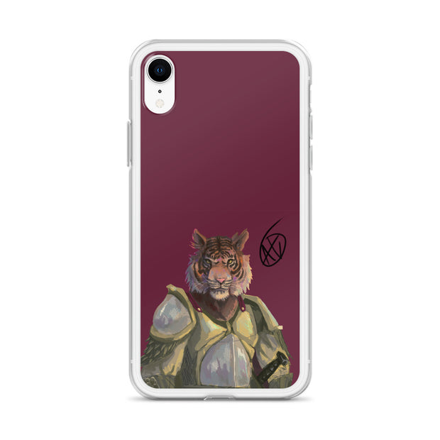 Tiger Lannister iPhone Case