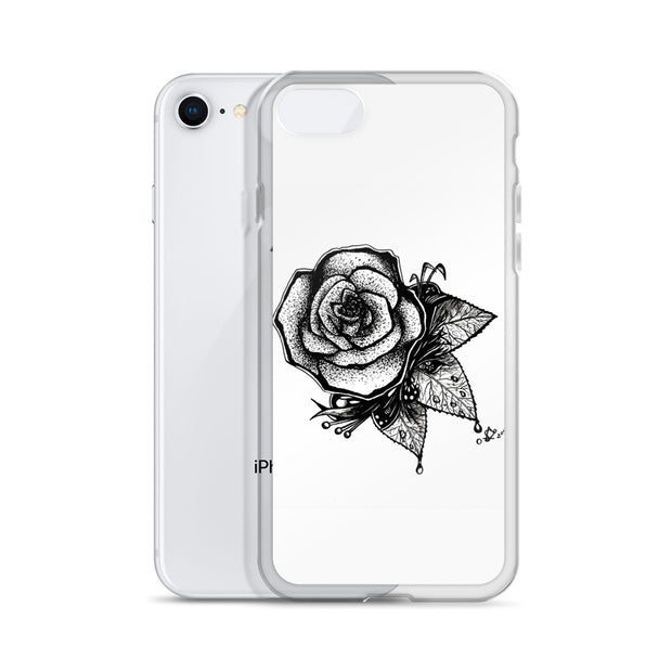 Rose iPhone Case:Wildoy