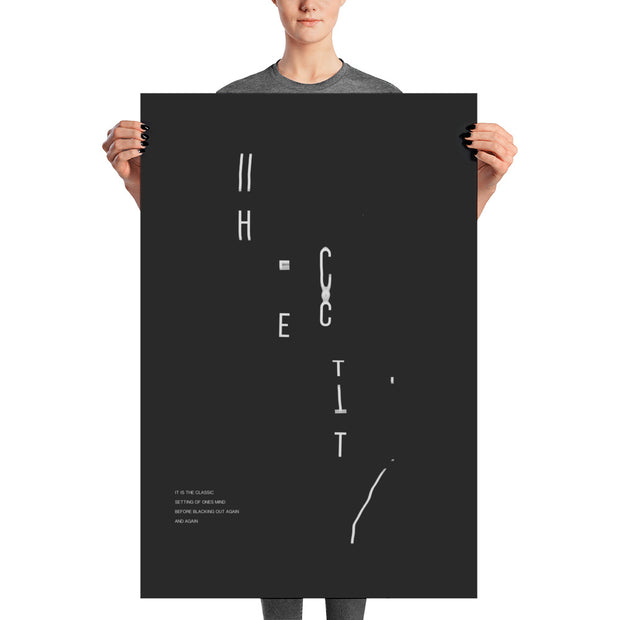 Hectic Poster:Wildoy