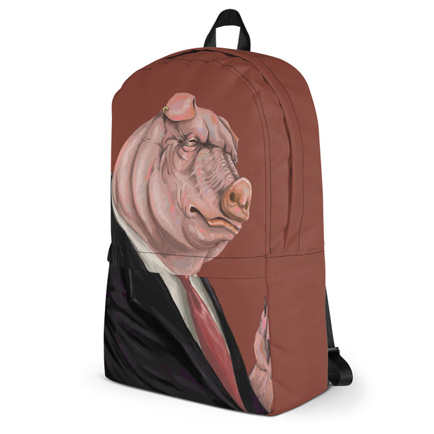 Pigman Backpack:Wildoy