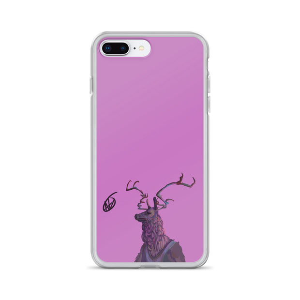 Moose iPhone Case