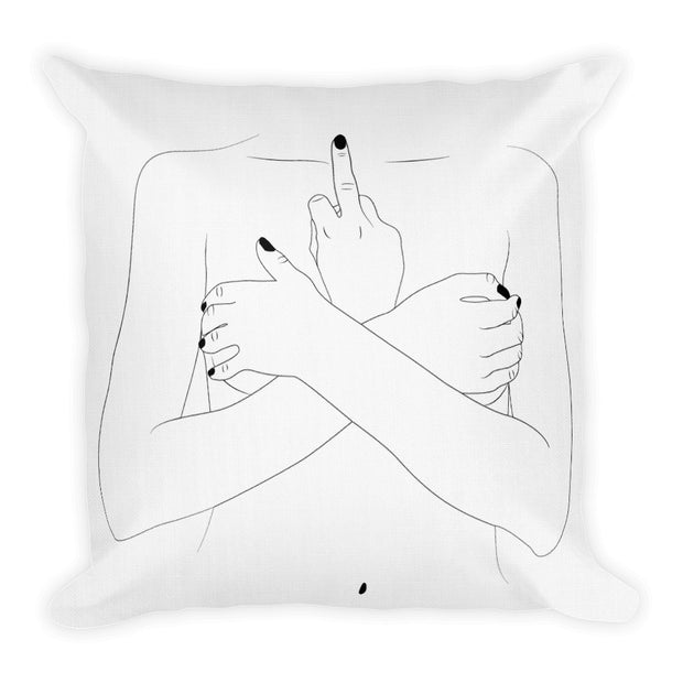 Opinions Pillow