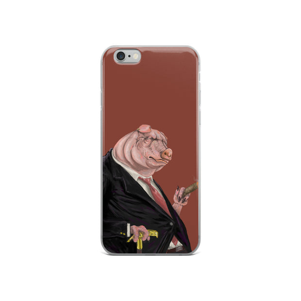 Pigman iPhone Case:Wildoy