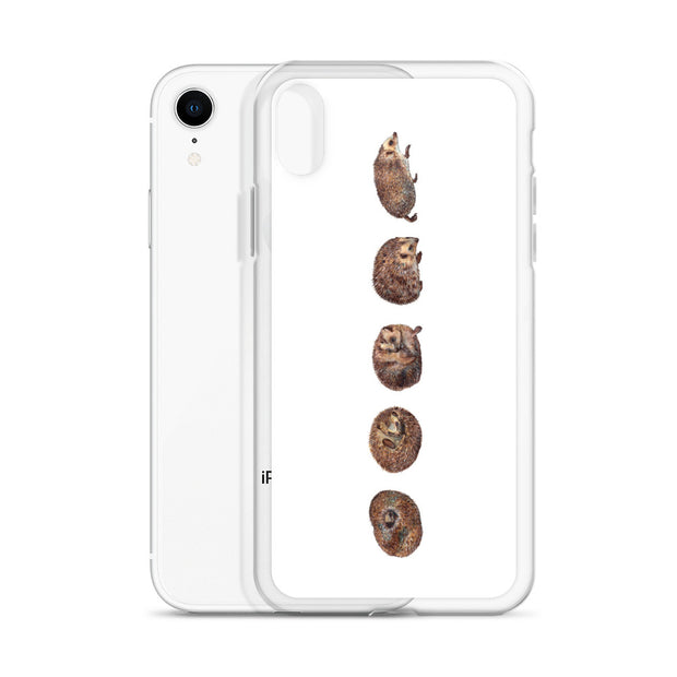 Hedgehogs iPhone Case:Wildoy