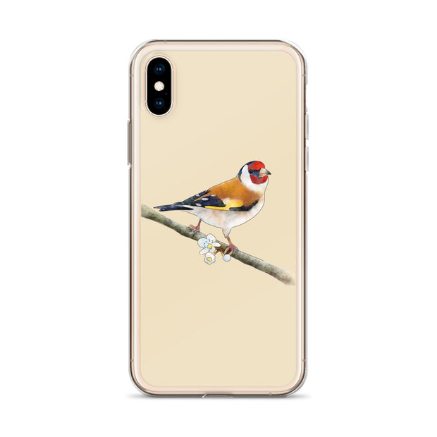 Lesser Bird Of Paradise iPhone Case