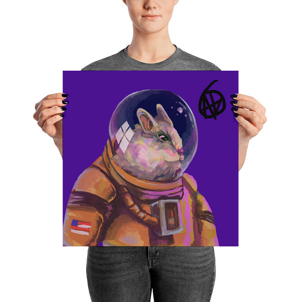 Hamster Poster:Wildoy