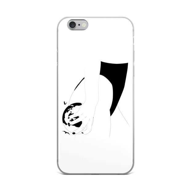 In Your Hand iPhone Case:Wildoy