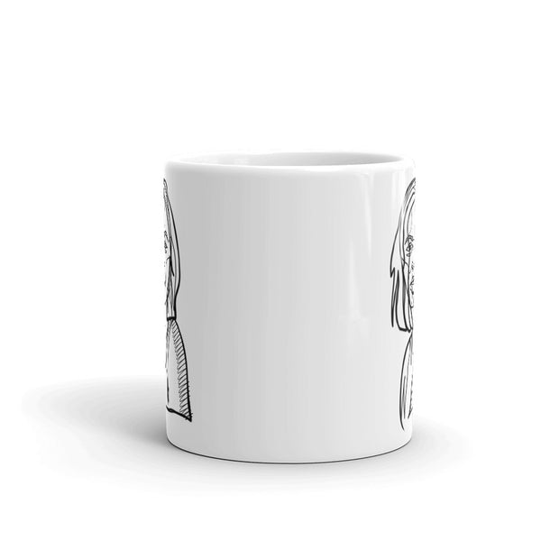 Ten Layers Deep Mug