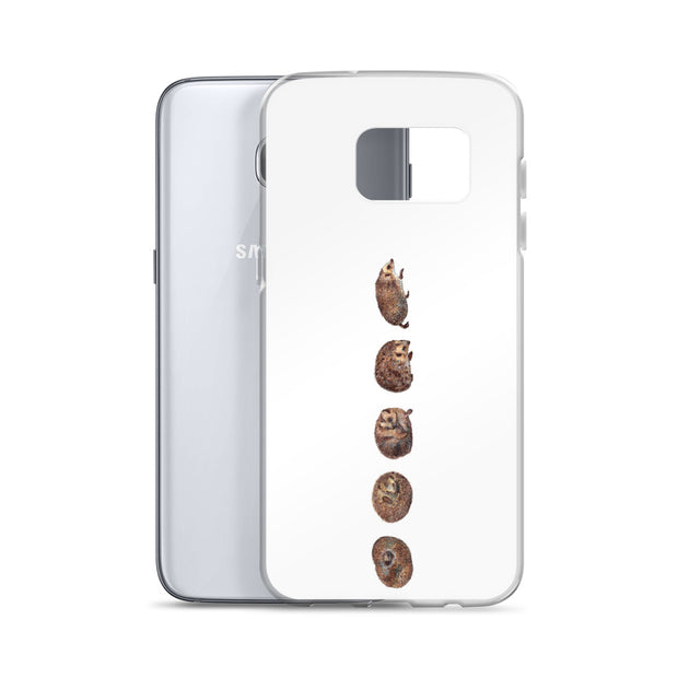 Hedgehogs Samsung Case:Wildoy