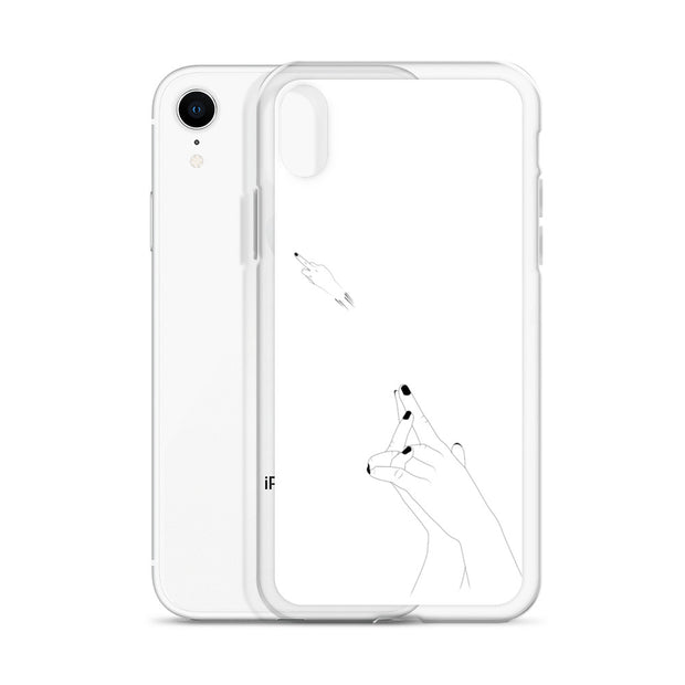 Copycat iPhone Case:Wildoy