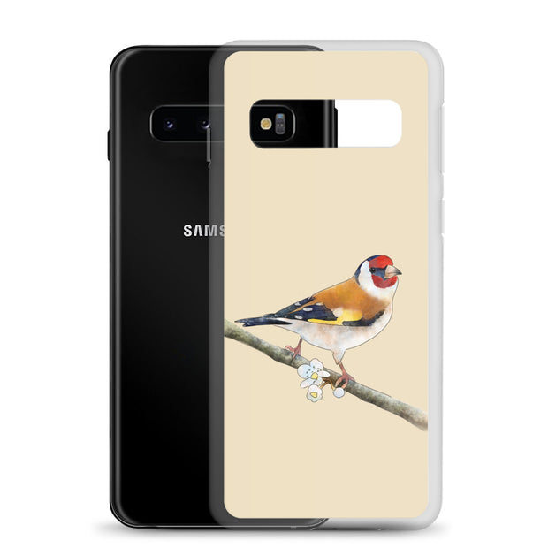 Lesser Bird Of Paradise Samsung Case