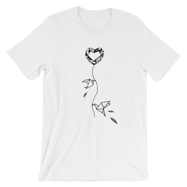 Bird T-Shirt:Wildoy