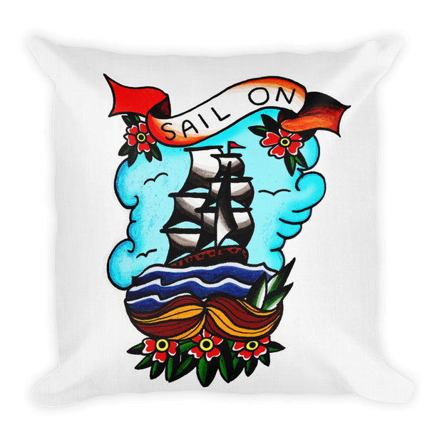 Sail On Pillow