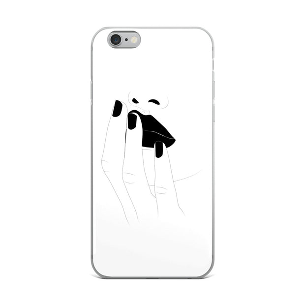 Boredom iPhone Case