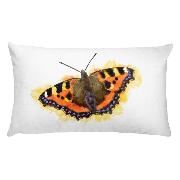 Tortoiseshell Butterfly Pillow:Wildoy