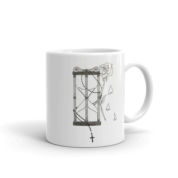 The Fragility Of The Time Mug