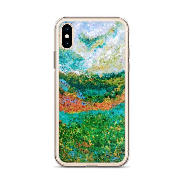 Green iPhone Case:Wildoy