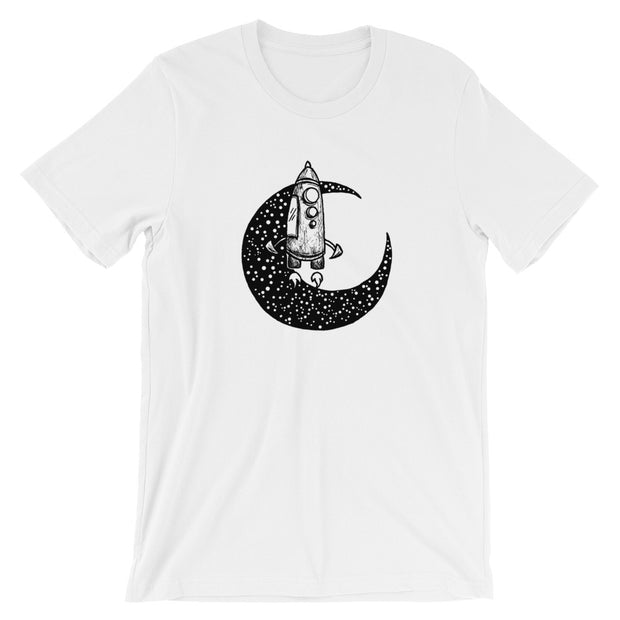 Moon Spaceship T-Shirt