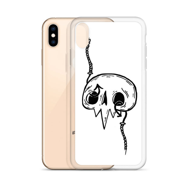 On A Hook iPhone Case