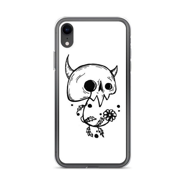 There Are Always Good Thoughts iPhone Case