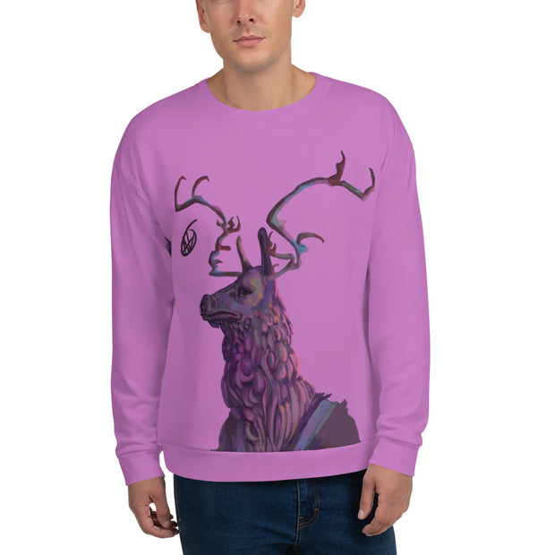 Mooose Unisex Sweatshirt
