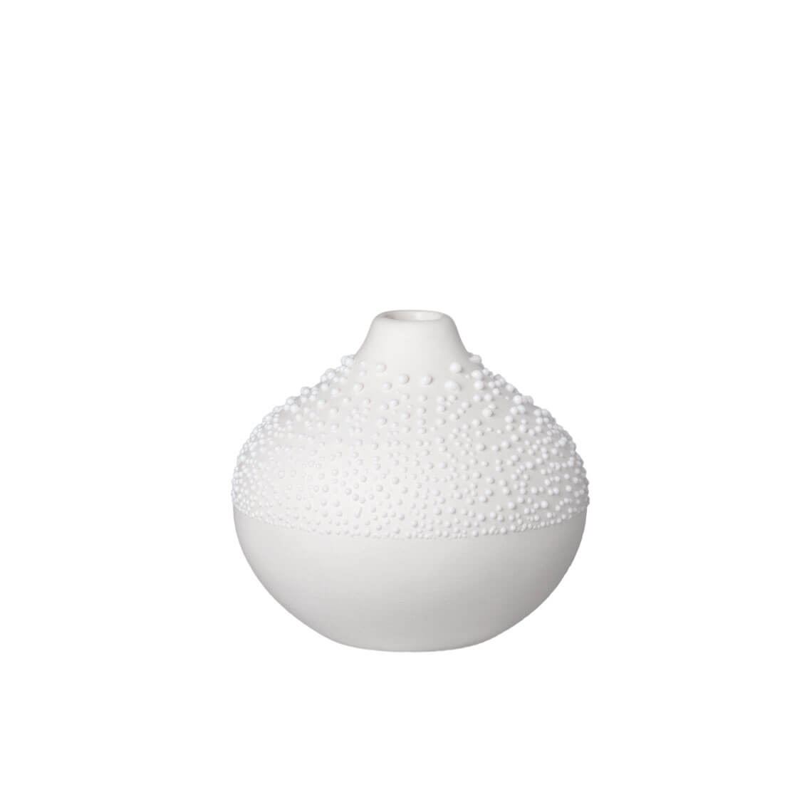 White Pearl Vase - Design 2