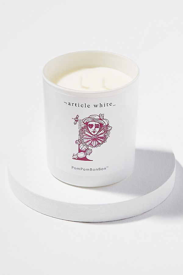 Article White Candle