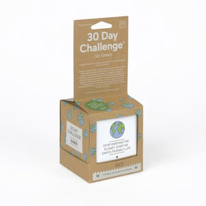 30 Day Go Green Challenge