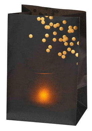 Luminary Candle Bags Set of 2