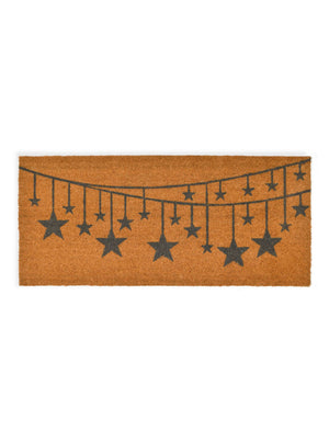 Star Double Coir Doormat