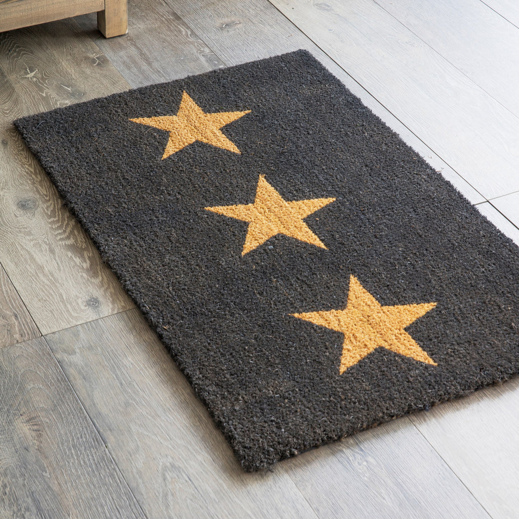 3 Star Large Doormat