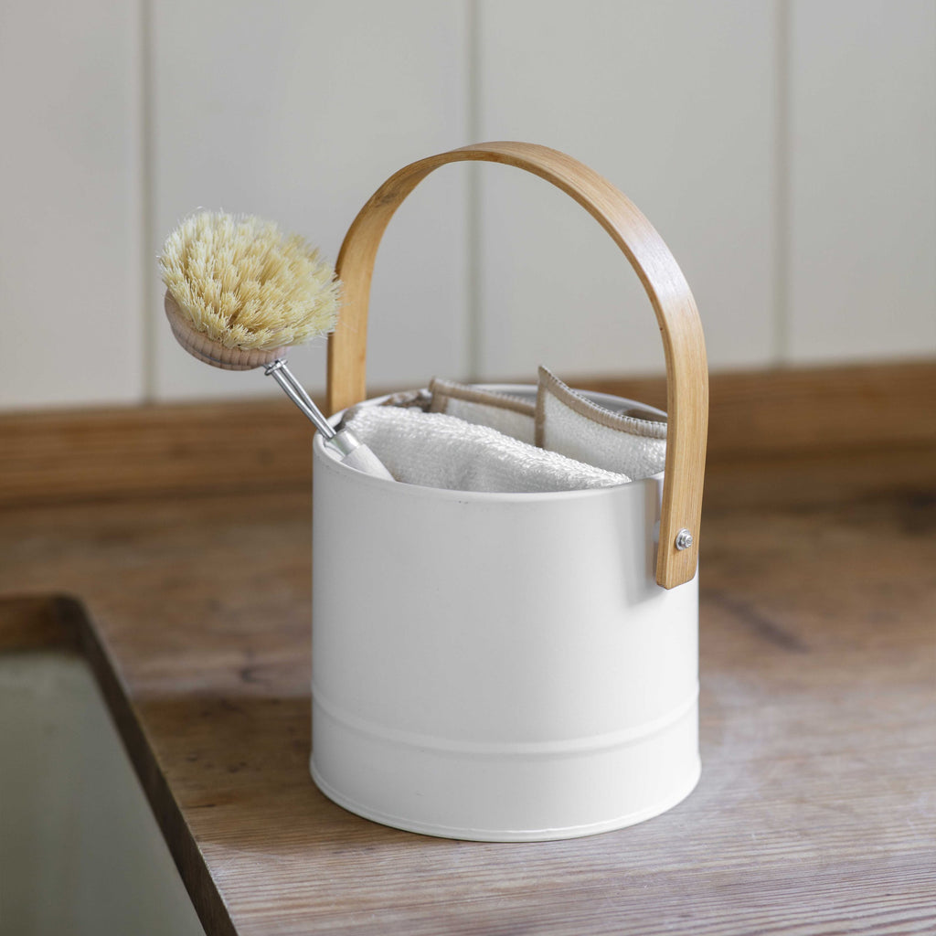 Portland Utensil Holder - White