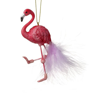 Pink Flamingo Hanging Decoration