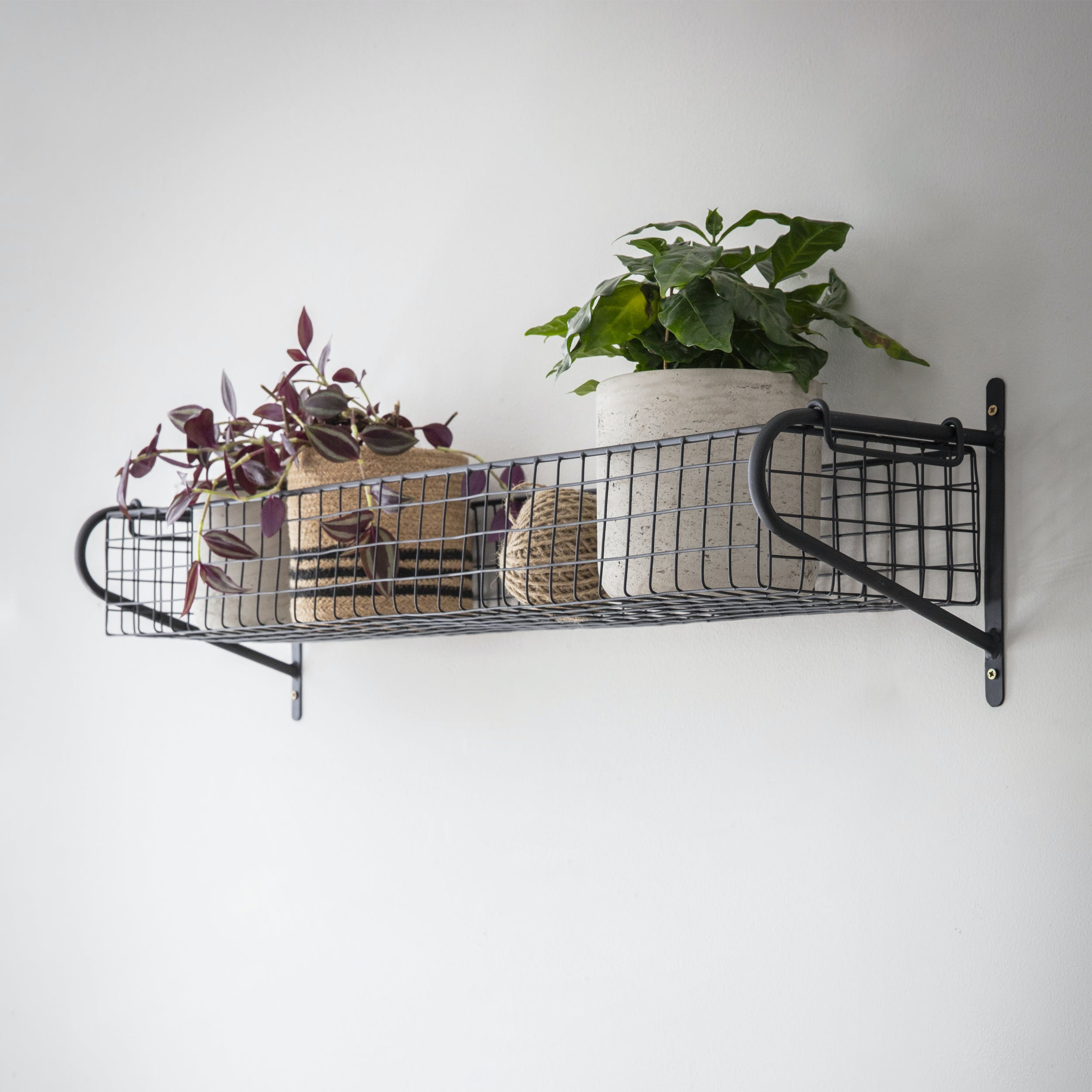 Steel Hanging Basket - Large