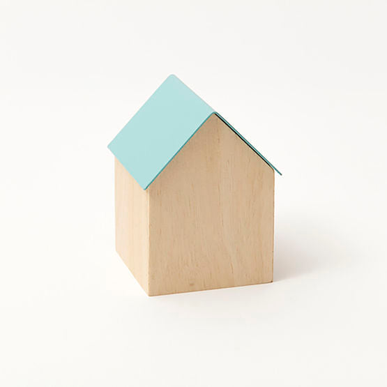 Small Storage House - Blue