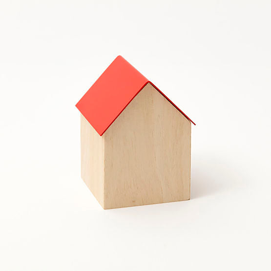 Small Storage House - Red