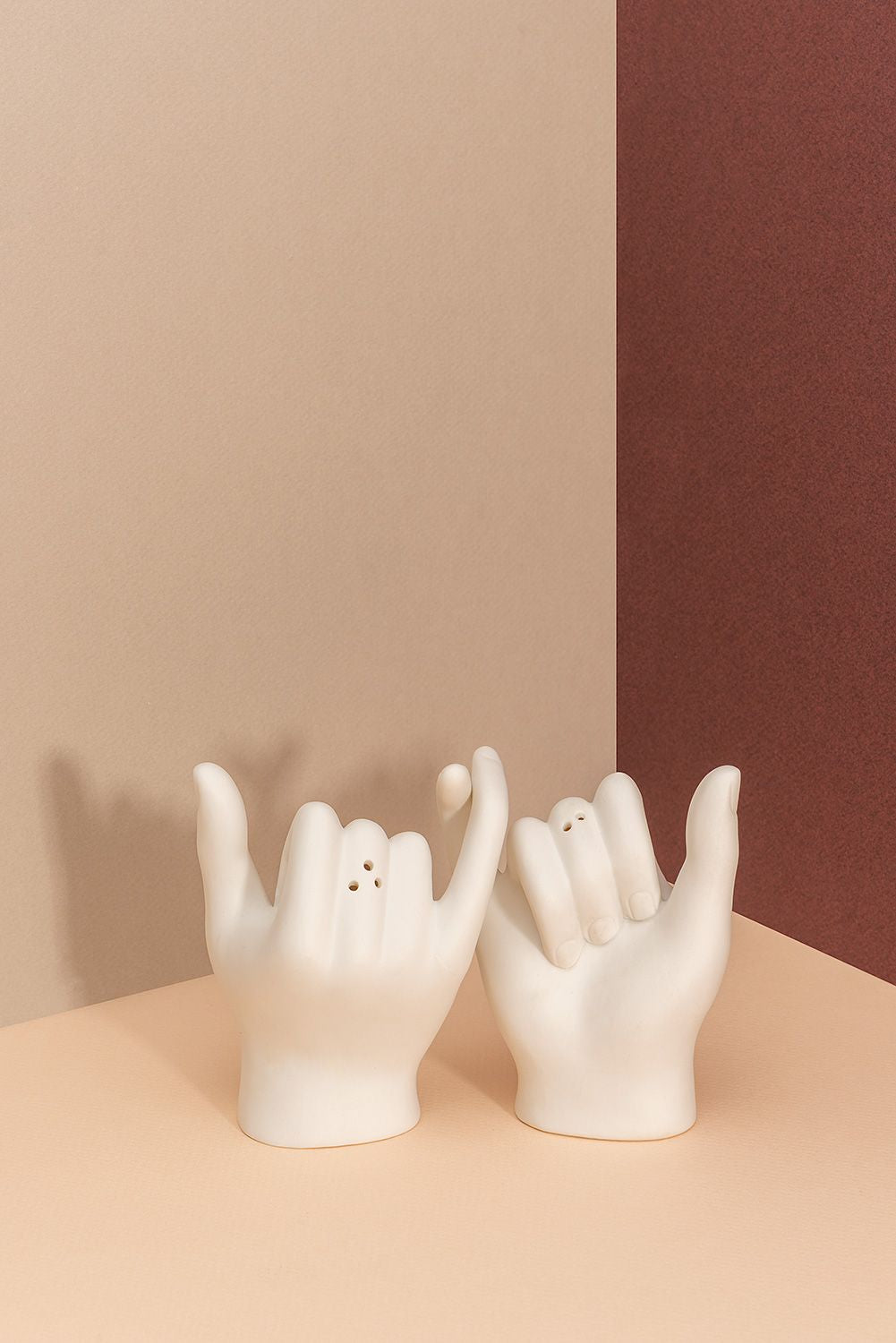 Pinky Swear - Salt & Pepper Pots