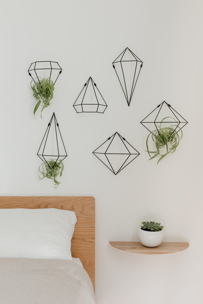 Prisma Wall Decor - Black