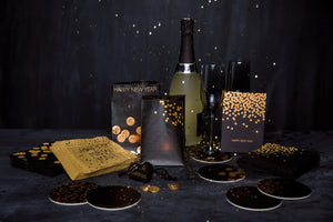 Black & Gold Gift Bags