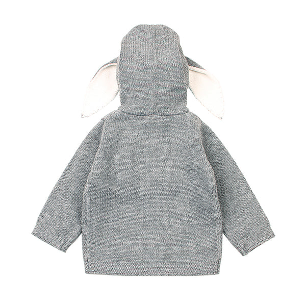 Knitted Bunny Pullover