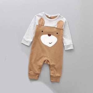 Bear & Fox Romper