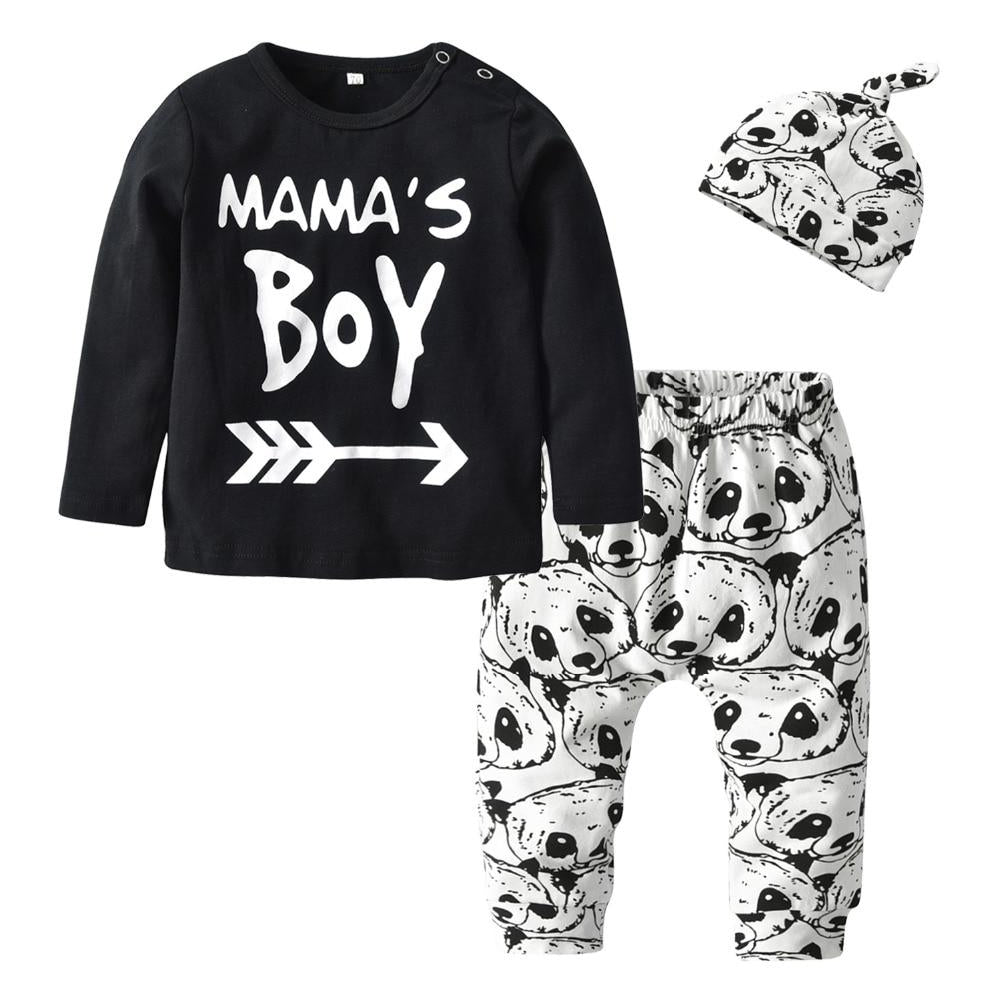 Mama's Boy Jumper Set
