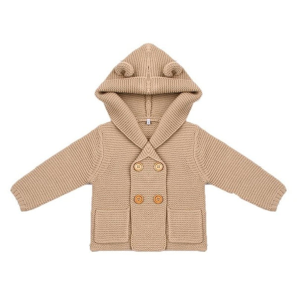 Jacob Knitted Coat
