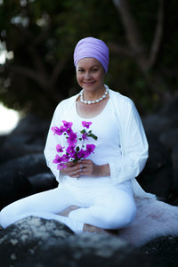Kundalini Classics Coloured Turban XL