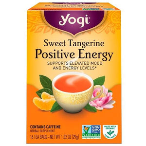 Yogi Tea - Positive Energy Tea Bags x16