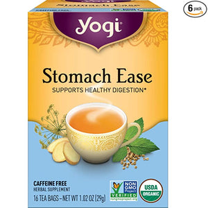Yogi Tea - Stomach Ease Bags x16
