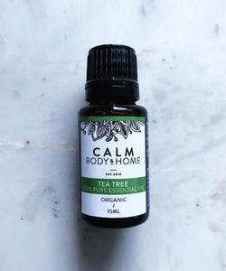 Calm Body & Home Tea Tree Oil