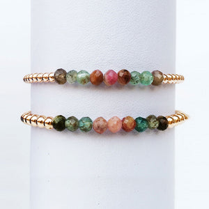 Tourmaline Stackable Bracelet